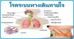 โรคน่ารู้ โรคทางเดินหายใจ โรคเกี่ยวกับการหายใจ